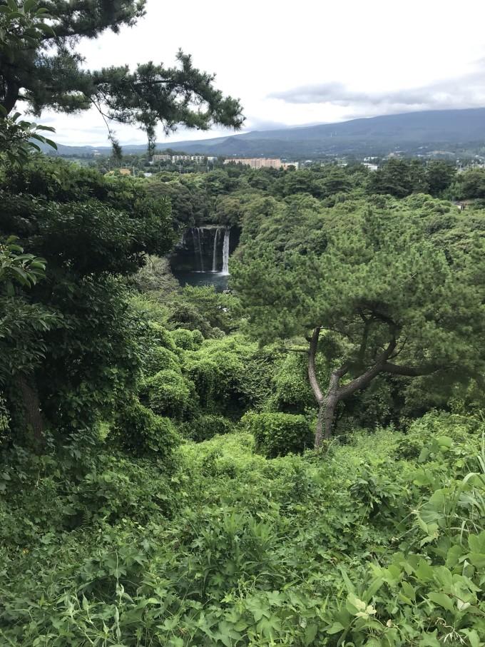 2018年7月济州岛
