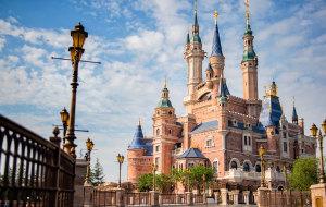 上海娱乐-上海迪士尼乐园