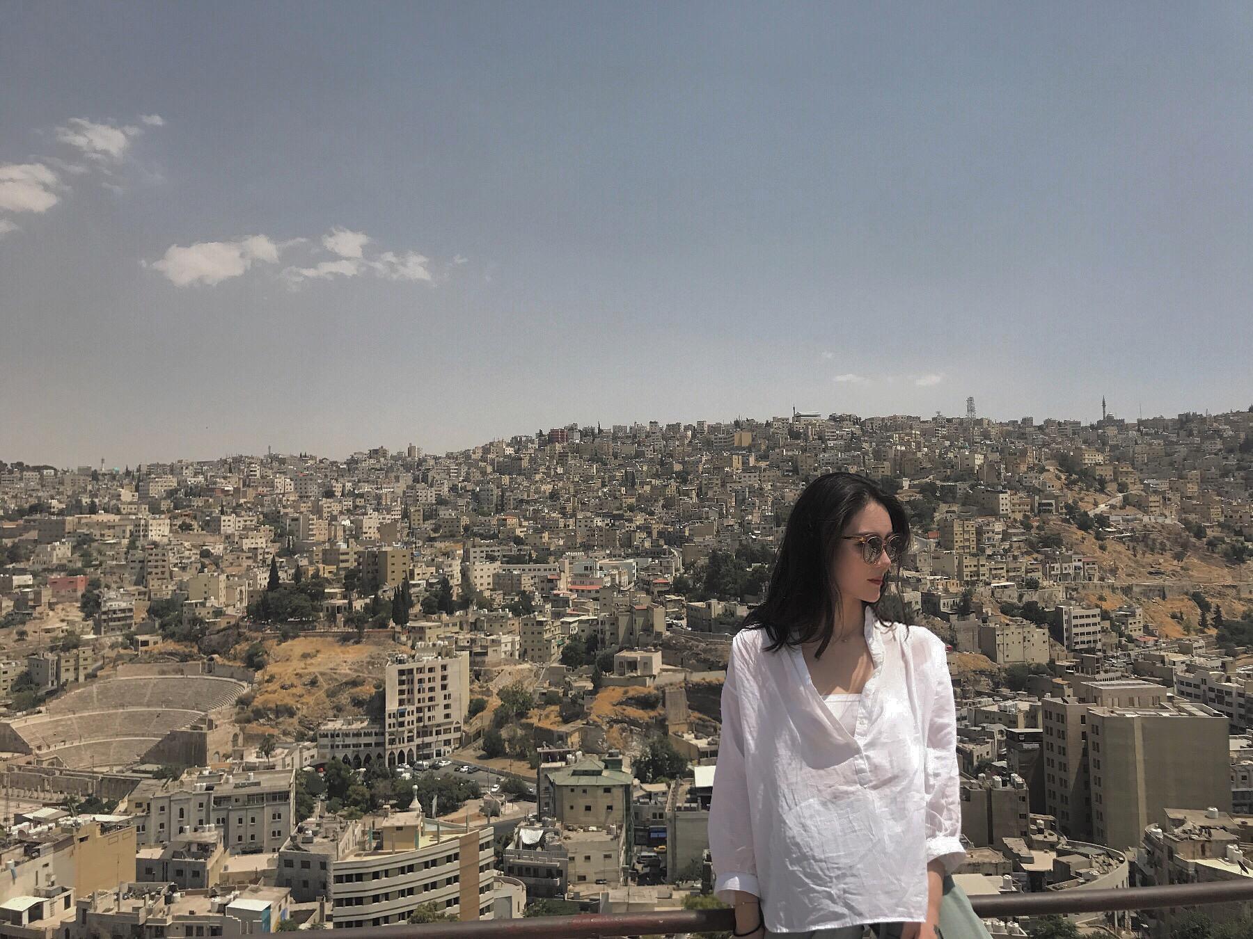 ·一路向南-关于约旦的玫红色回忆_游记