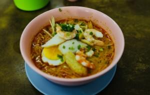 文莱美食-Thien Thien Restaurant