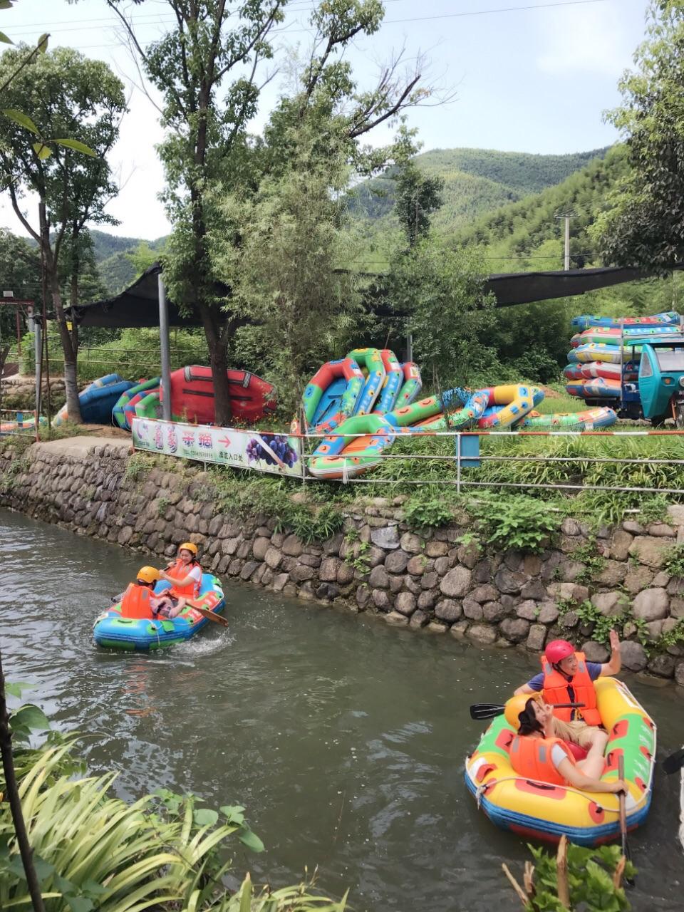 安吉龙王山风景区图片