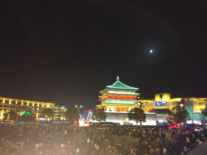 d3:大明宮,古城墻圖片