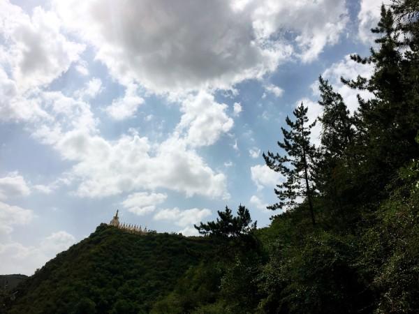 游记   石佛沟国家森林公园由石佛沟,天都山,大沟三个主要景区组成.