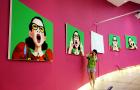 曼谷一日游文藝之旅MOCA藝術博物館Red sky泰國旅游