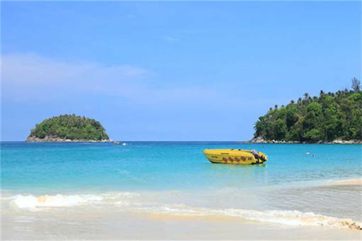 沈阳出发 泰国普吉岛 攀牙湾 割喉岛 海豚岛 大小pp岛