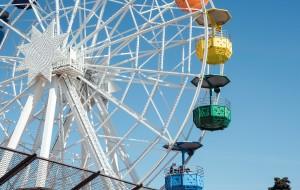 巴塞罗那娱乐-提比达波公园游乐园