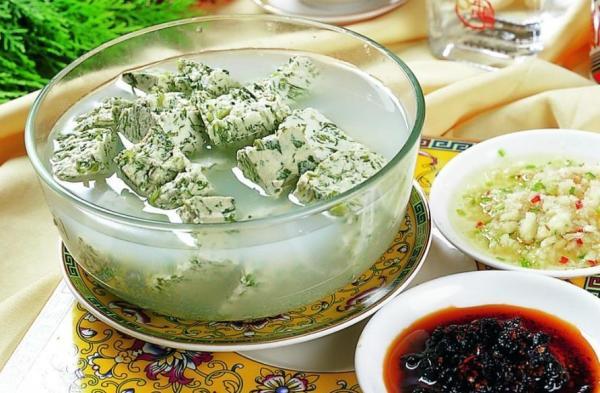 陕南菜豆腐