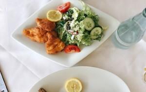 哈尔施塔特美食-Restaurant im Seehotel Gruner Baum