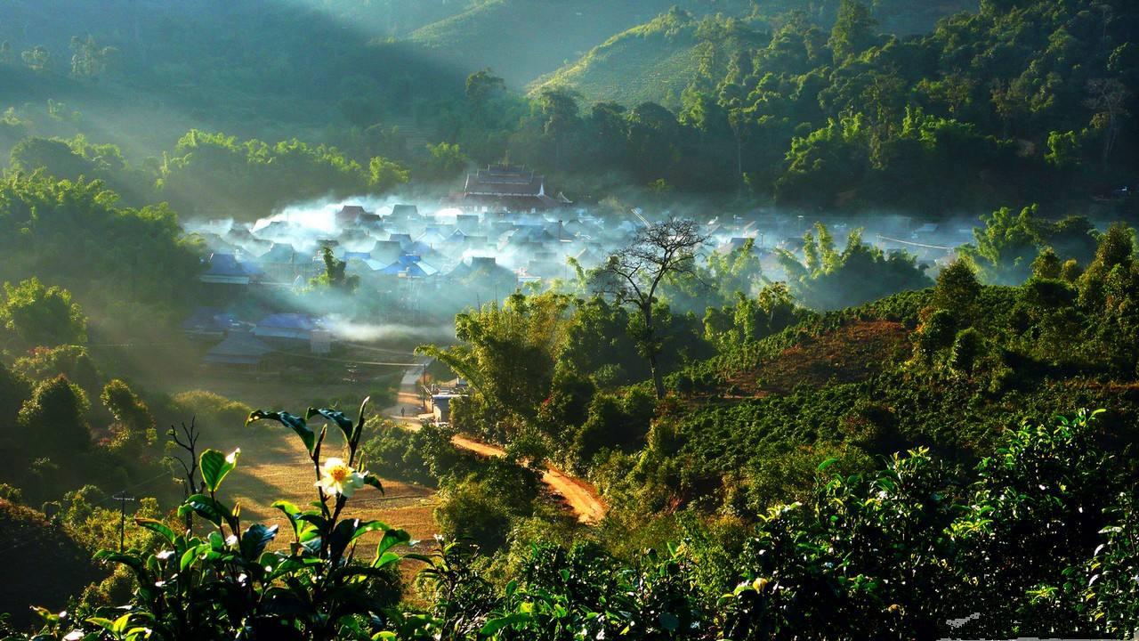 勐海县出生人口_勐海县各乡镇分布地图