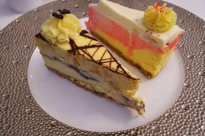 店里的甜品都是世界顶级材料纯手工制作,cupcake杯子蛋糕最为出名