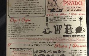 迈阿密美食-Old's Havana Cuban Bar & Cocina