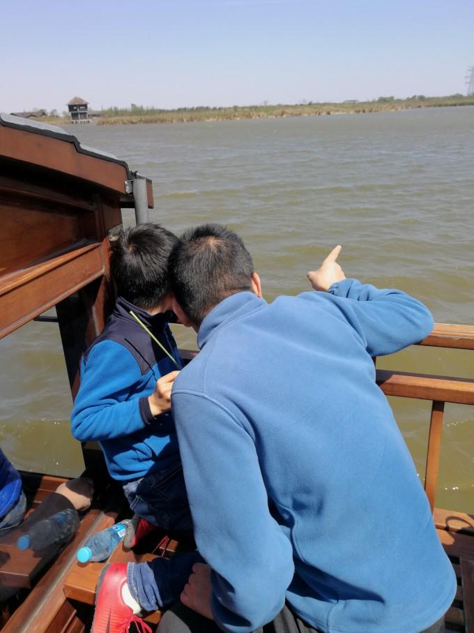 杭州湾二日攻略游亲子古三图片