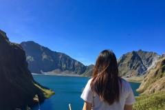皮纳图博火山,三年三次了,跋山涉水只为见你一面