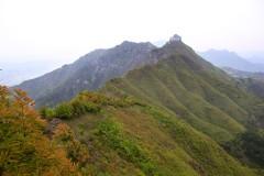 瓯海潘桥桐树-芙蓉尖(温州布达拉宫)-焦下穿越