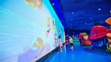 壁纸 海底 海底世界 海洋馆 水族馆 桌面 422_236
