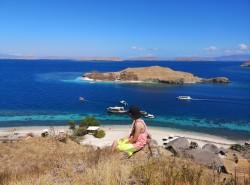 2018暑假一家三口印尼顶级潜水点疯玩30天,科莫多岛&四王岛(非船宿)——科莫多_游记