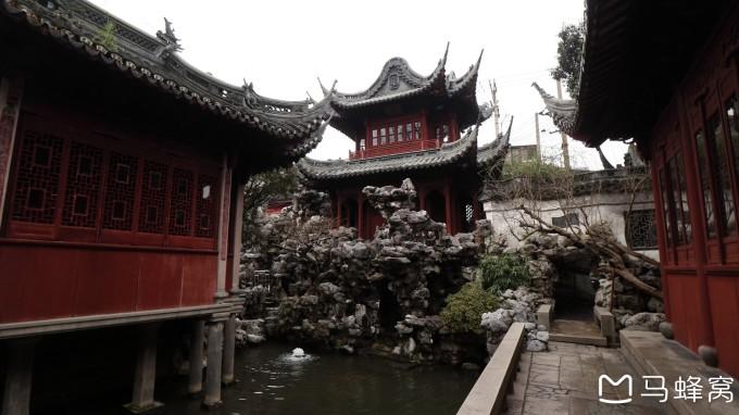 """写在前面 上海城隍庙——保卫一方的安宁 豫园——中国古典园林的"""""""