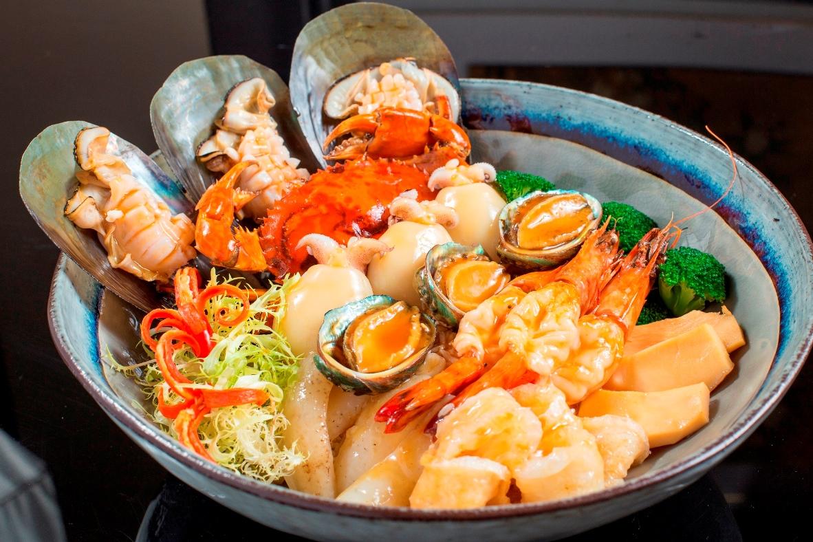 海棠湾喜来登酒店采悦轩中餐厅-2人八仙过海海鲜大餐