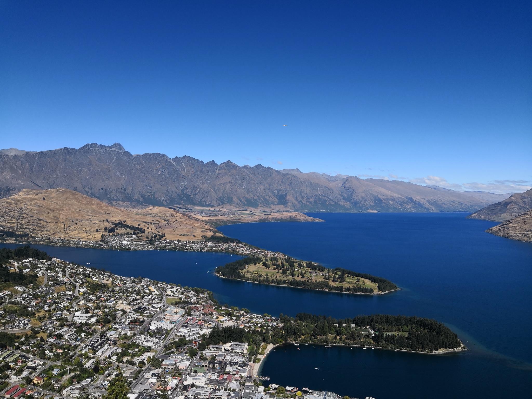 新西兰南岛游