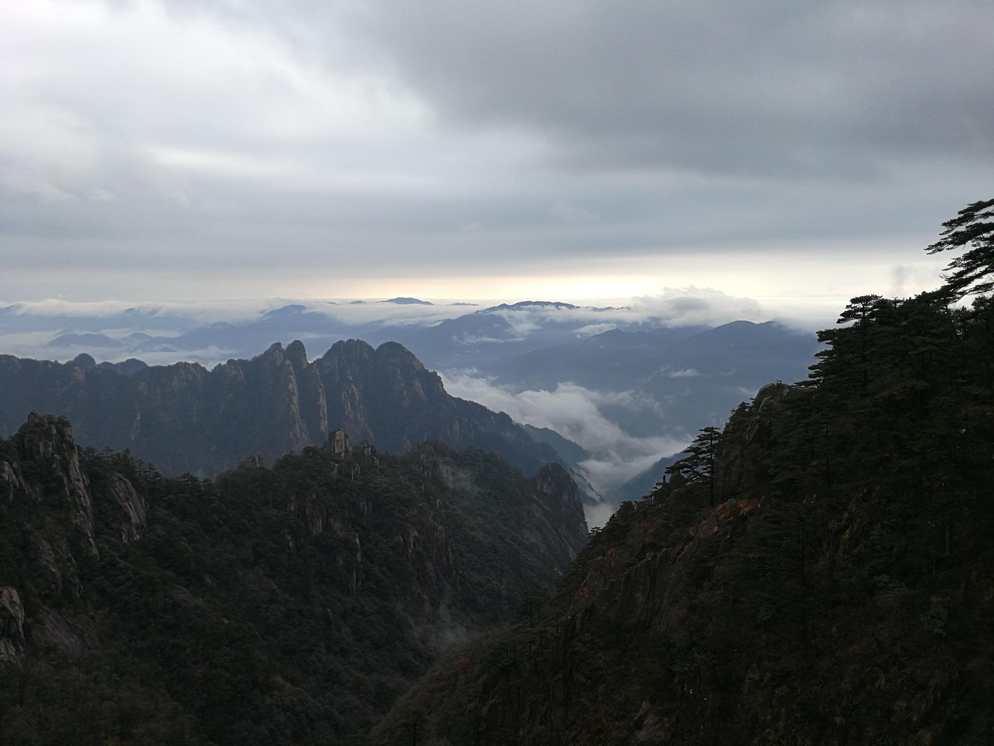 黄山印象,黄山风景区旅游攻略 - 马蜂窝