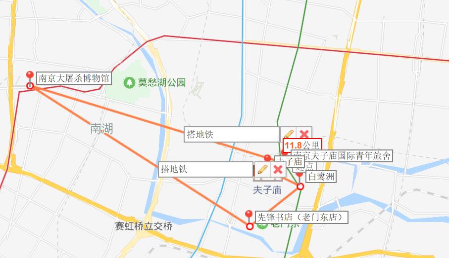 华东六市-五日自行游(未完)