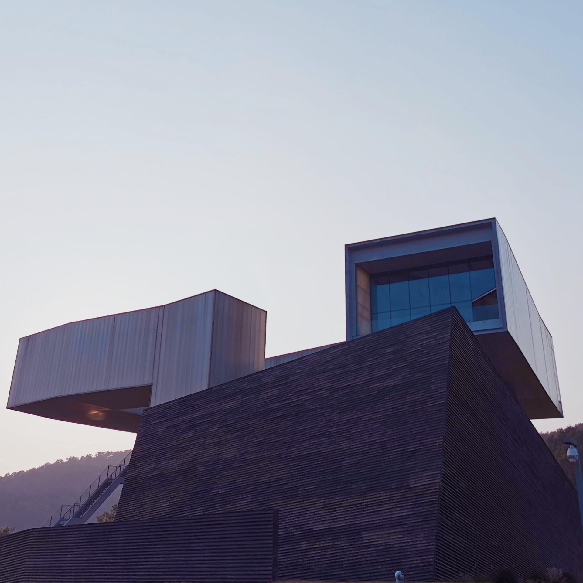 南京小众拗造型必备之四方当代美术馆
