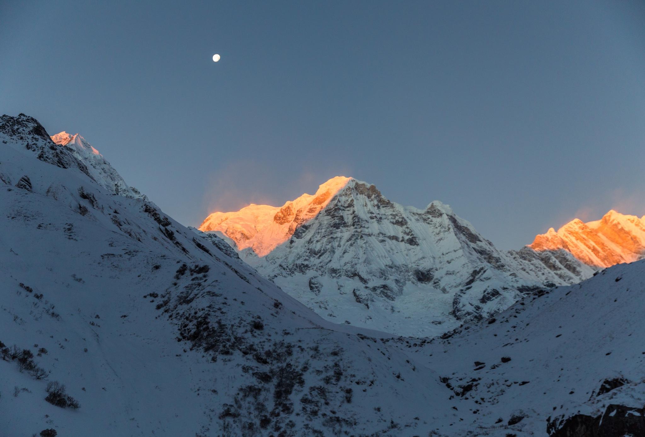·喜马拉雅山谷里的歌_游记