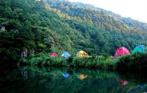 【磐安图片】浙江行游4---大盘山的满眼青山碧水