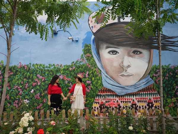 北疆大环线,走近油画里的世界