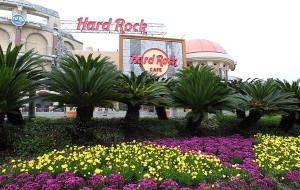 奥兰多美食-Hard Rock Cafe Restaurant