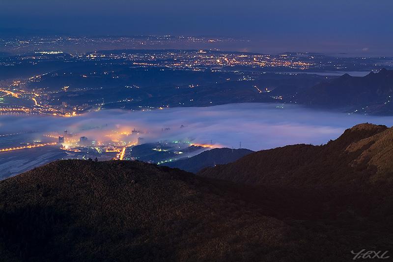 台北夜景观赏地,台北夜景哪好看,台北夜景去哪看