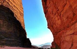 【约旦图片】瓦迪拉姆,酒红色的沙漠