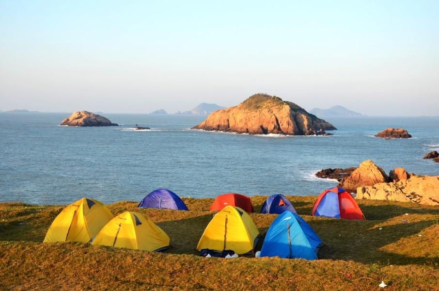 夏天海边露营注意事项,海边露营需要准备什么