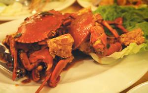 马来西亚美食-真浪花园海鲜餐厅