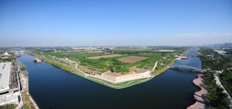 西安汉城湖景区