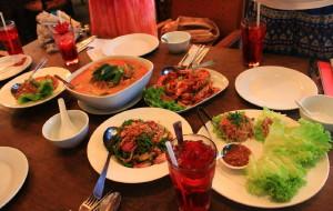 马来西亚美食-奶奶家传娘惹菜