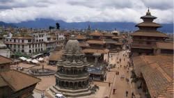尼泊尔景点-加德满都杜巴广场(Kathmandu Durbar Square)