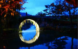 【和顺图片】我在和顺的小桥上 等你