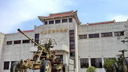 丹东景点-抗美援朝纪念馆