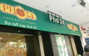 胡志明市美食-Pho 24