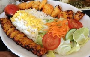 伊朗美食-Alborz Restaurant