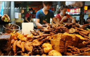台中美食-东海夜市