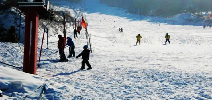 玉泉兴旺滑雪场