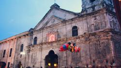 宿雾景点-圣婴圣殿(Basilica Minore del Santo Nino)