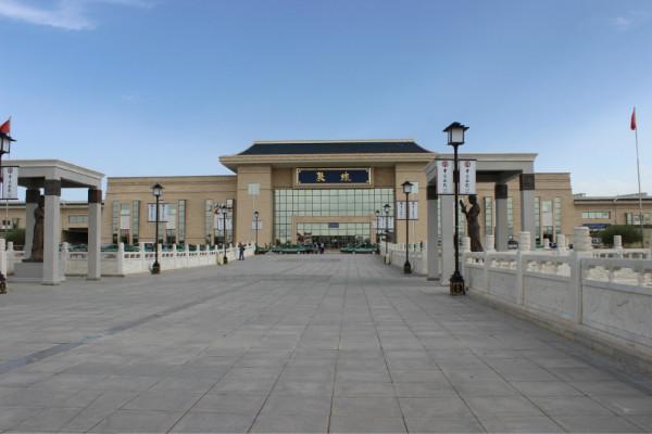 敦煌火车站到市区_7月青海,敦煌,张掖游,西北旅游攻略-马蜂窝