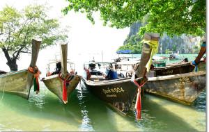 【甲米图片】泰国甲米,吃货7日享乐之旅(甲米镇、Railay、PP岛、奥南),大量图片,已完结