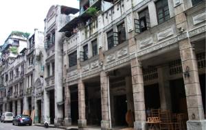 【梧州图片】独自穿行在桂东名城梧州的老城区(三).....③逛逛骑楼街、穿行金龙巷