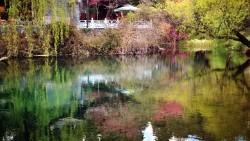 束河景点-龙泉寺(三圣宫)