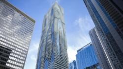 芝加哥景点-爱克瓦大厦(Aqua Tower)