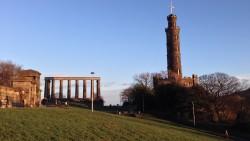 爱丁堡景点-纳尔逊纪念碑(Nelson Monument)